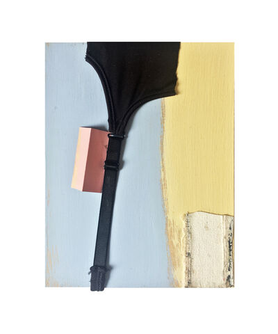 Patricia Schnall Gutierrez, 'Clothes Collage #8', 2019