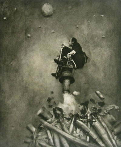 Robert and Shana ParkeHarrison, 'Departure', 1997