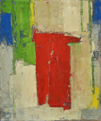 Nélio Saltão, 'Abstract Painting III,2018', 2018
