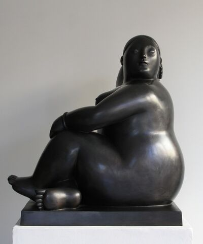 Fernando Botero, 'Donna Seduta (Seated Woman)', 2011