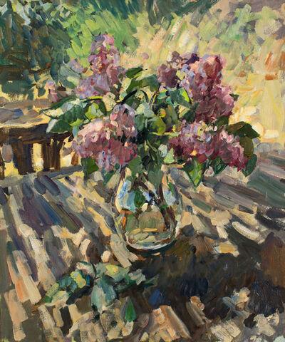 Ben Fenske, 'Lilacs', 2016