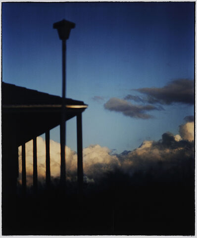 Bill Henson, 'Untitled (veranda & lamp post)', 1985/86 and re-worked in 2014