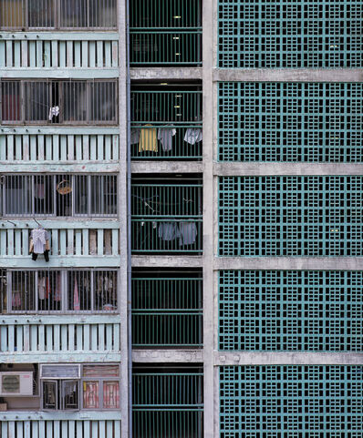 Michael Wolf (b. 1954), 'Architecture of Density #55', 2005