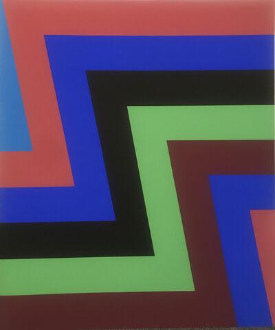 Howard Mehring, 'Untitled', ca. 1970