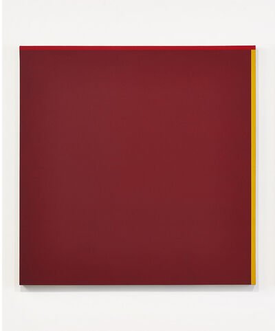 David Simpson, 'Costa Roja', 1984