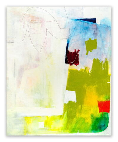 Xanda McCagg, 'Observer (Abstract Painting)', 2015