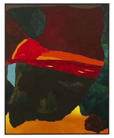 Ludvig Helin, 'Overhanging', 2019
