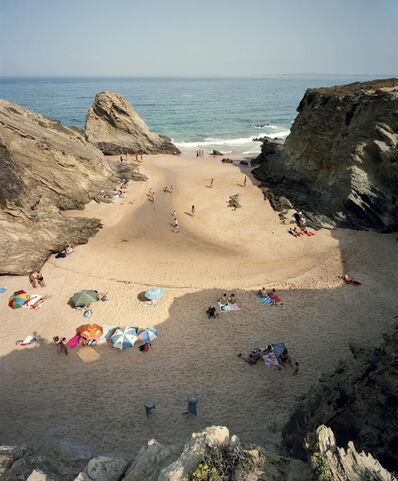Christian Chaize, 'Praia Piquinia 19-08-11 10h12', 2011