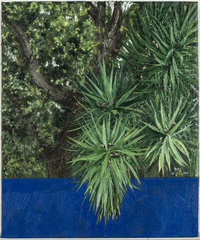 Renata Fernandez, 'Landscape With Blue', 2017