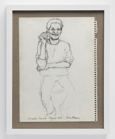 John Ahearn, 'Freddie Garcia  ', 1989