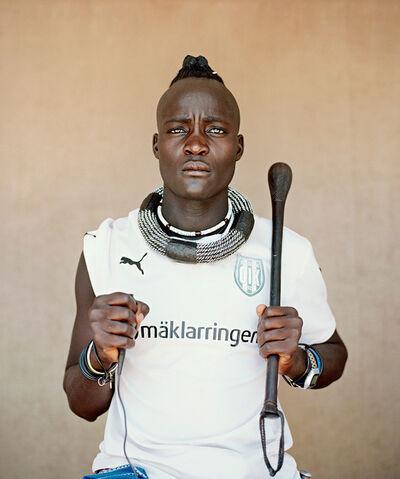 Kyle Weeks, 'Vanavaina Tjumbua, 23', 2012-2014