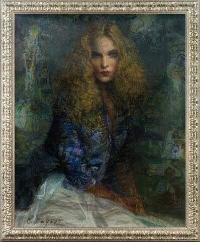 Charles Dwyer, 'Violet'