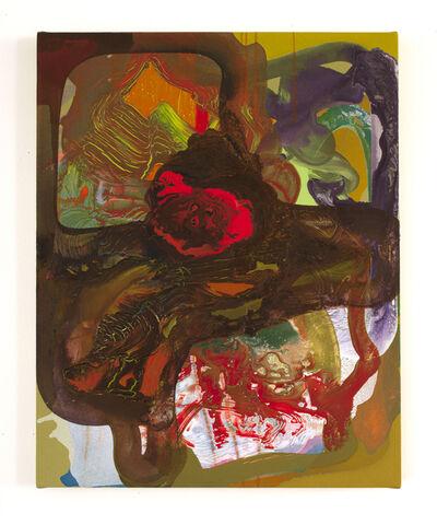 Zachary Keeting, 'Achilles' Bitterness', 2018