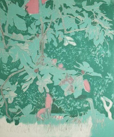 Paul Guiramand, 'Le Figuier d'Antibes', 1975