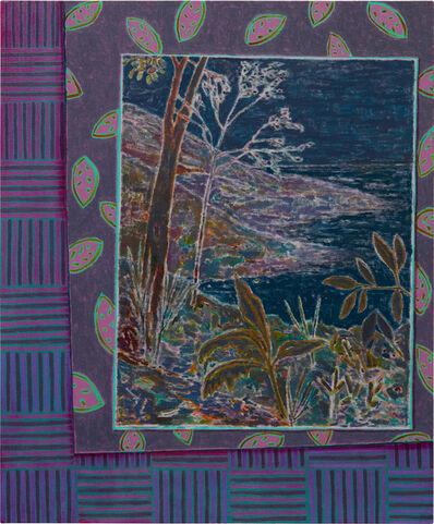 John McAllister, 'Seas Softly Darkening Darkening', 2012