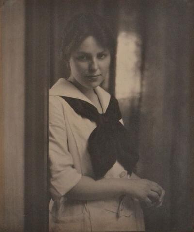 Alfred Stieglitz, 'Marie Rapp', 1914