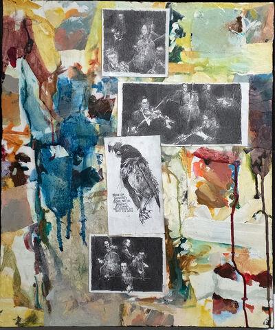 Barron Storey, 'Birds: Elegy'