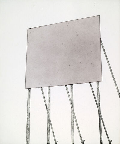 Ed Ruscha, 'Your Space #2', 2006