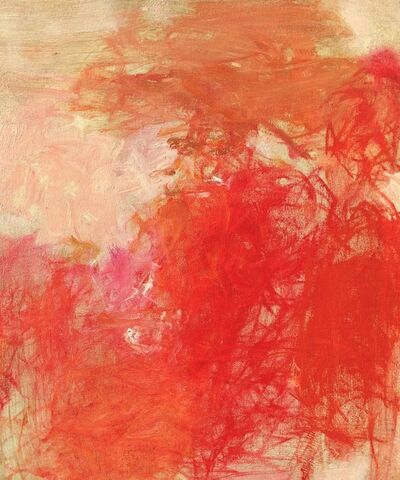 Anne Raymond, 'Red February Series III'