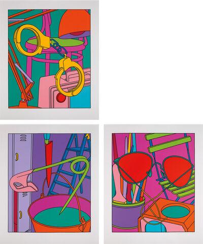 Michael Craig-Martin, 'Intimate Relations', 2001