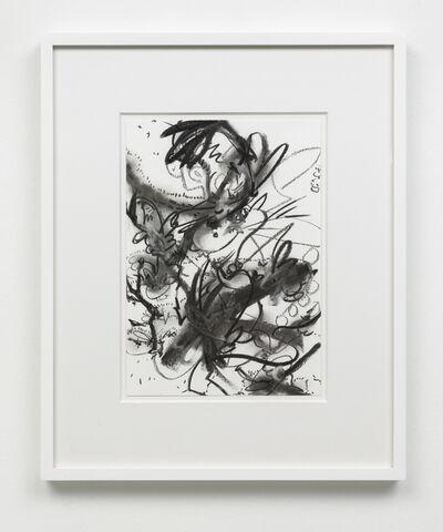 Fiona Rae, 'Drawing (figure 1p)', 2014
