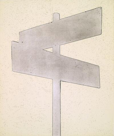 Ed Ruscha, 'City Space', 2006