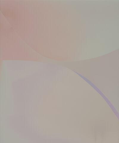 Rachelle Bussières, 'Parted II (4 days, 5/24)', 2021