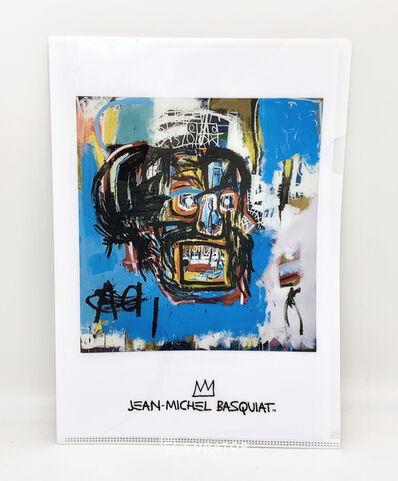 Jean-Michel Basquiat, 'A4 Folder (White)', 2019