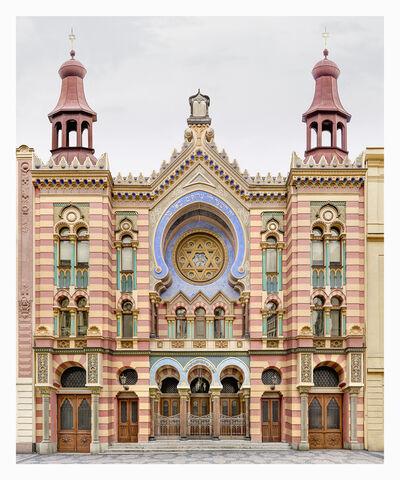 Markus Brunetti, 'Praha, Jeruzalémská Synagoga', 2014-2019