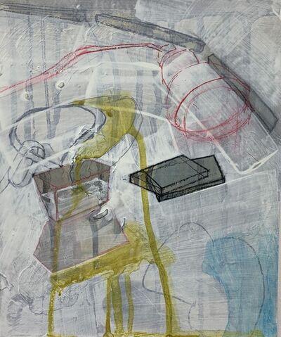 Gaetano Cunsolo, 'Mets-la en sourdine #3', 2020