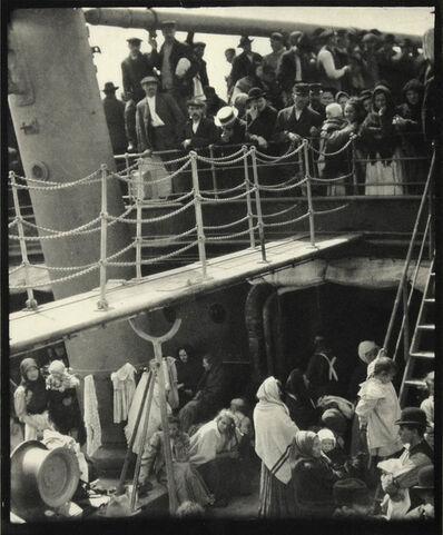 Alfred Stieglitz, 'Alfred Stieglitz, The Steerage, 1907', 1907