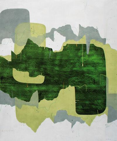 Manu vb Tintoré, 'petit paysage 15', 2020