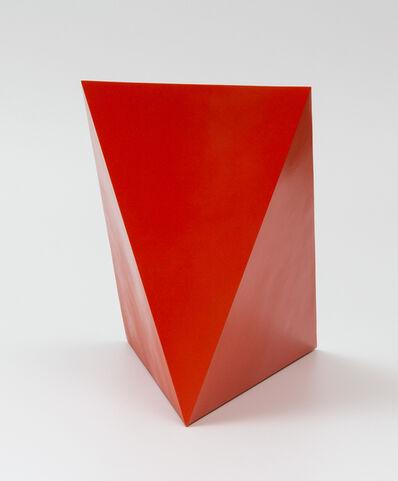 Sérvulo Esmeraldo, 'Pirâmide', 2015