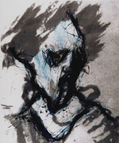 Arnulf Rainer, 'Goya Übermalung', 1983-1984