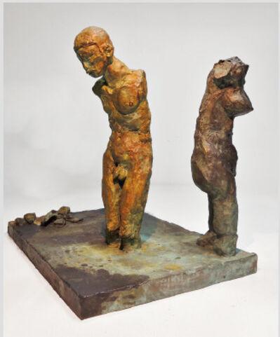 Dietrich Klinge, 'Figur 299 -300', 2015