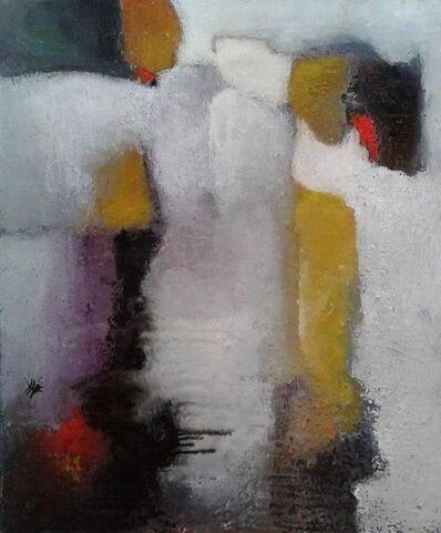 Thérèse Bosc, 'Quercy , autre falaise', 2017