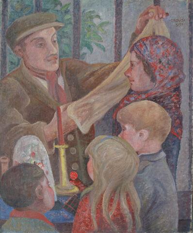 Orovida Pissarro, 'Nylons and Bric-a-Brac', 1951