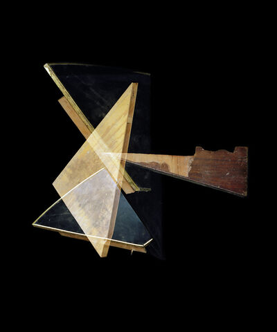 Alejandra Laviada, 'Spatial Triangles', 2014