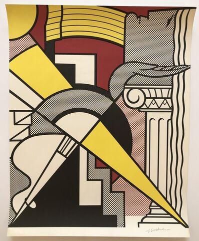 Roy Lichtenstein, 'Stedelijk Museum', 1967