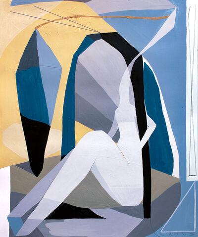Alberto de Blobs, 'La Mar Bella', 2020