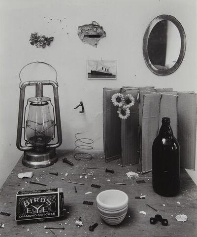 Rudy Burckhardt, 'Untitled (Bird's Eye Still Life)', 1945