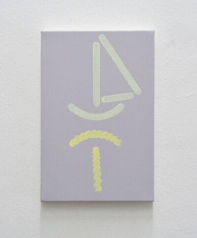 Hugo Pernet, 'Voilier (à l'ancre)', 2015
