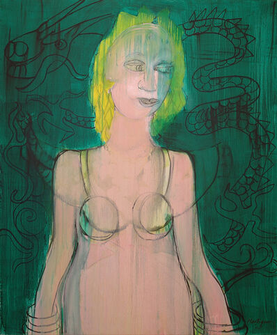 Grace Hartigan, 'Mata Hari', 2005