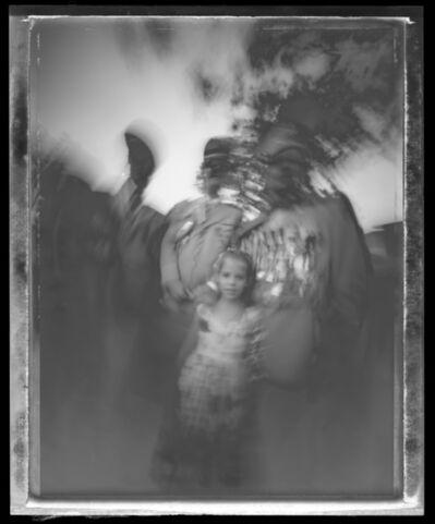 Melanie Rush Davis, 'pinhole portrait '