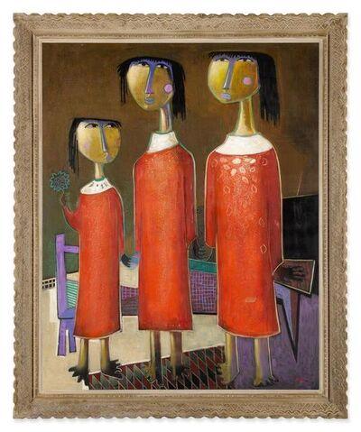 Angel Botello, 'Tres hermanas ', ca. 1980