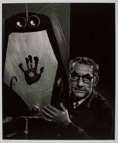 Yousuf Karsh, 'Man Ray', 1965