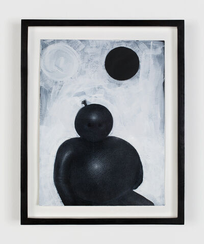 Bonnie Camplin, 'Black and White', 2012