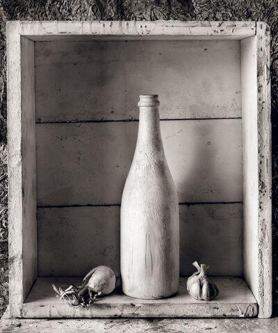 Arkady Lvov, 'Bottle, Onion and Garlic', 1988