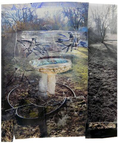 Gerald Slota, 'Untitled (Birdbath)', 2018