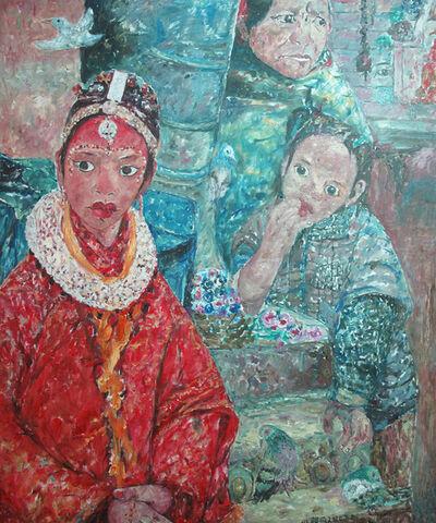 Hao Li, 'Mysterious Nepal Princess', 2010
